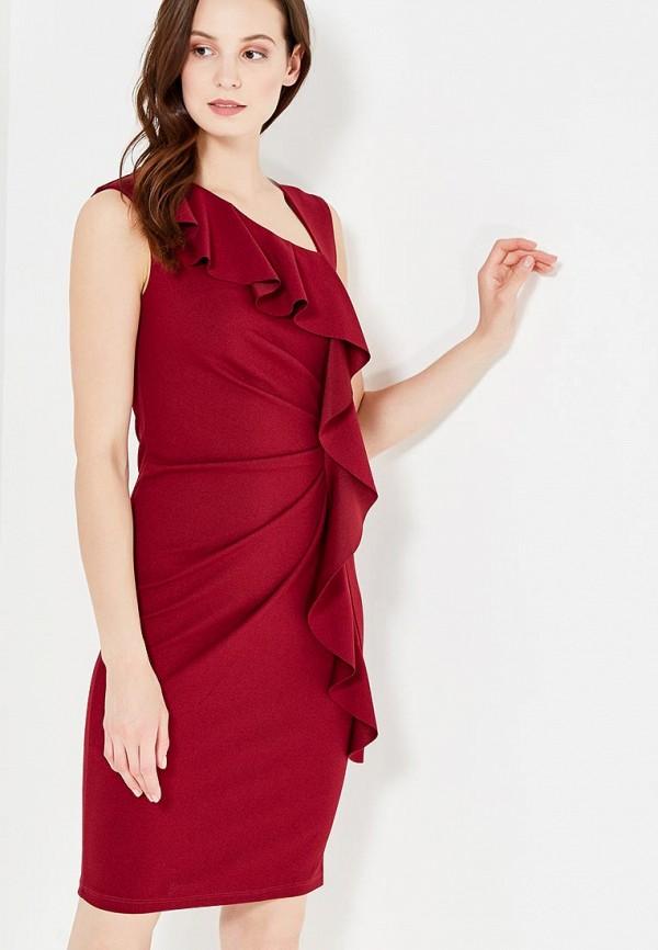 Купить Платье Tantra, TA032EWUUA92, бордовый, Весна-лето 2018