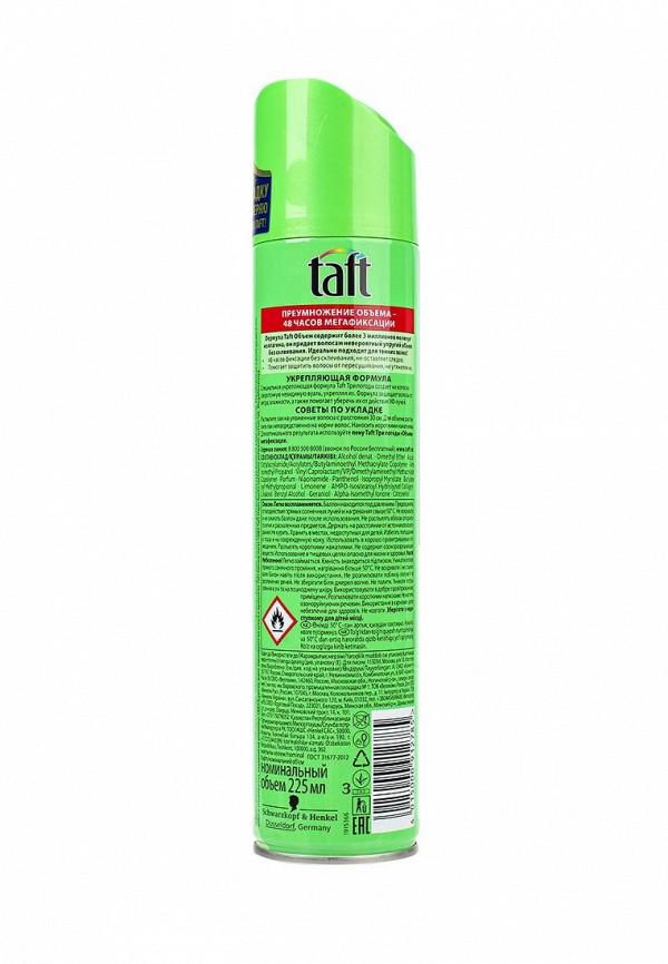 Лак для волос Taft Объем мегафиксация, 225 мл