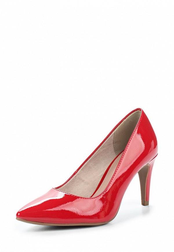 Туфли Tamaris Tamaris TA171AWACMO7 tamaris туфли летние открытые tamaris 1 1 29300 22 524 красный