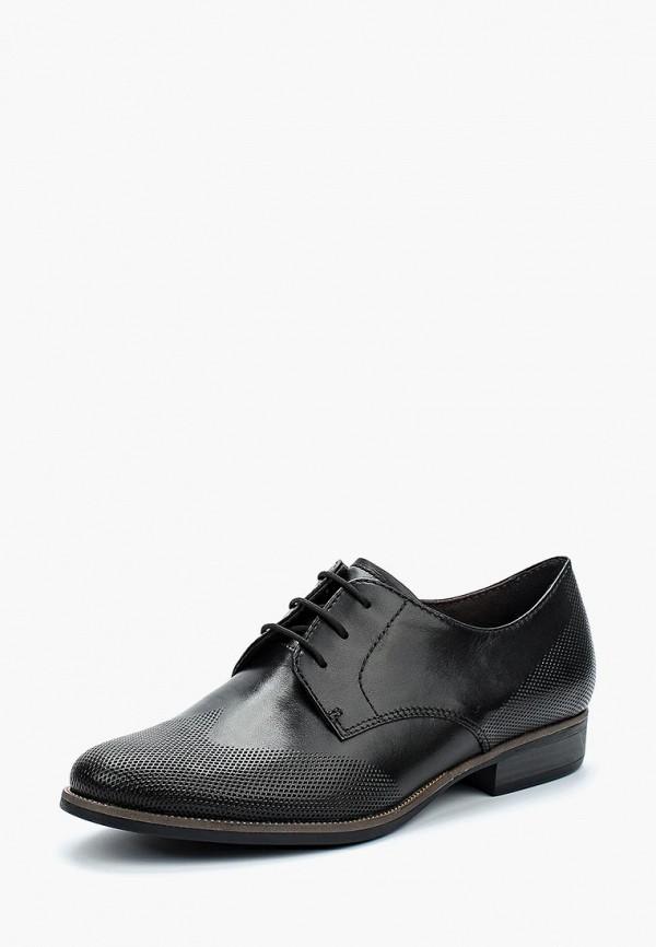 Купить Ботинки Tamaris, TA171AWACMQ0, черный, Весна-лето 2018