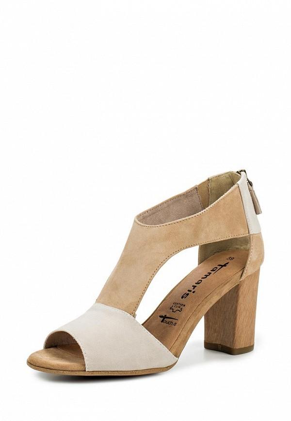 Босоножки на каблуке Tamaris (Тамарис) 1-1-28021-36-134
