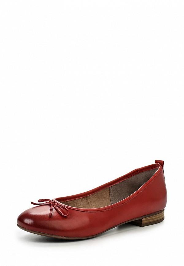 Туфли на плоской подошве Tamaris (Тамарис) 1-1-22105-26-533