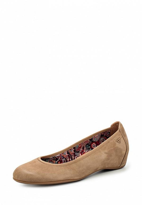 Туфли на плоской подошве Tamaris (Тамарис) 1-1-22421-26-320