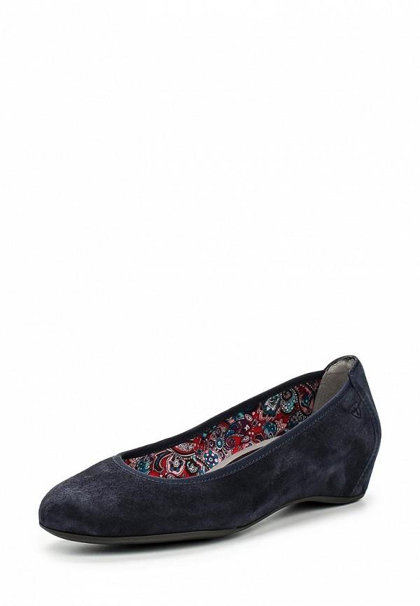 Туфли на плоской подошве Tamaris (Тамарис) 1-1-22421-26-806