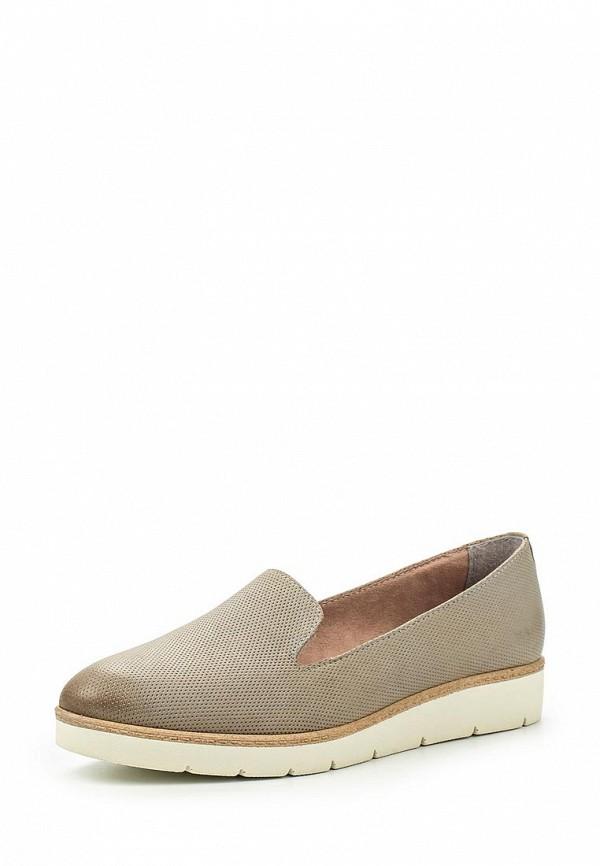 Туфли на плоской подошве Tamaris (Тамарис) 1-1-24300-26-266