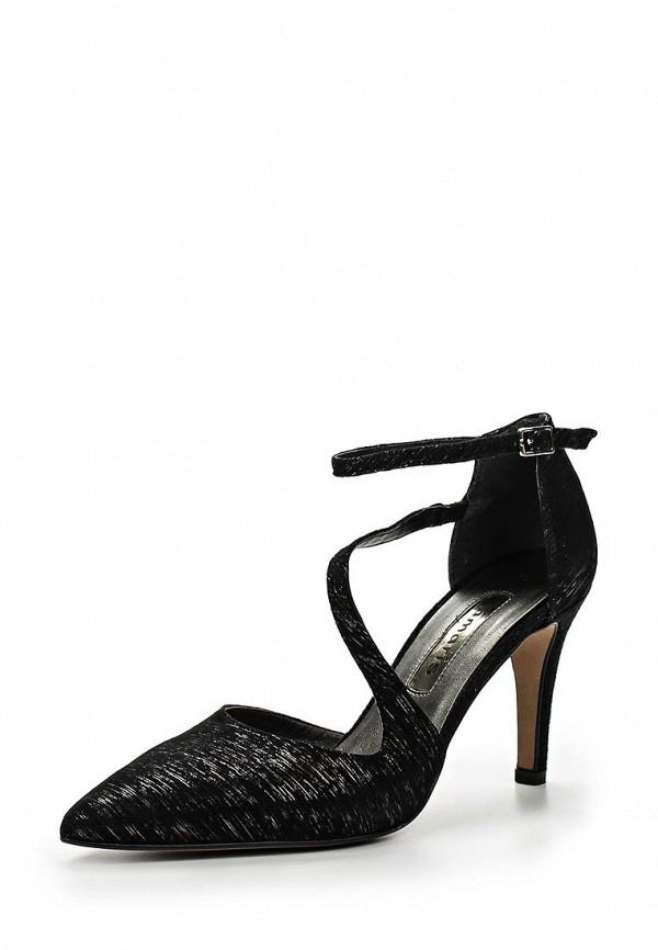 Босоножки на каблуке Tamaris (Тамарис) 1-1-24423-26-091