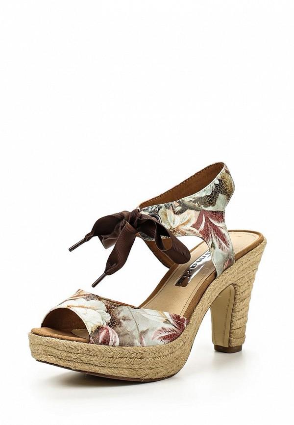 Босоножки на каблуке Tamaris (Тамарис) 1-1-28327-26-908