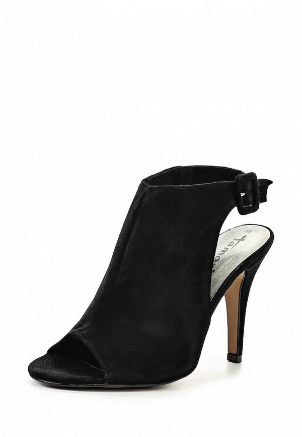 Босоножки на каблуке Tamaris (Тамарис) 1-1-28341-26-001