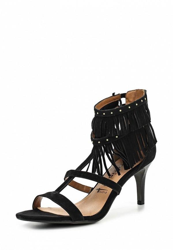 Босоножки на каблуке Tamaris (Тамарис) 1-1-28346-26-001