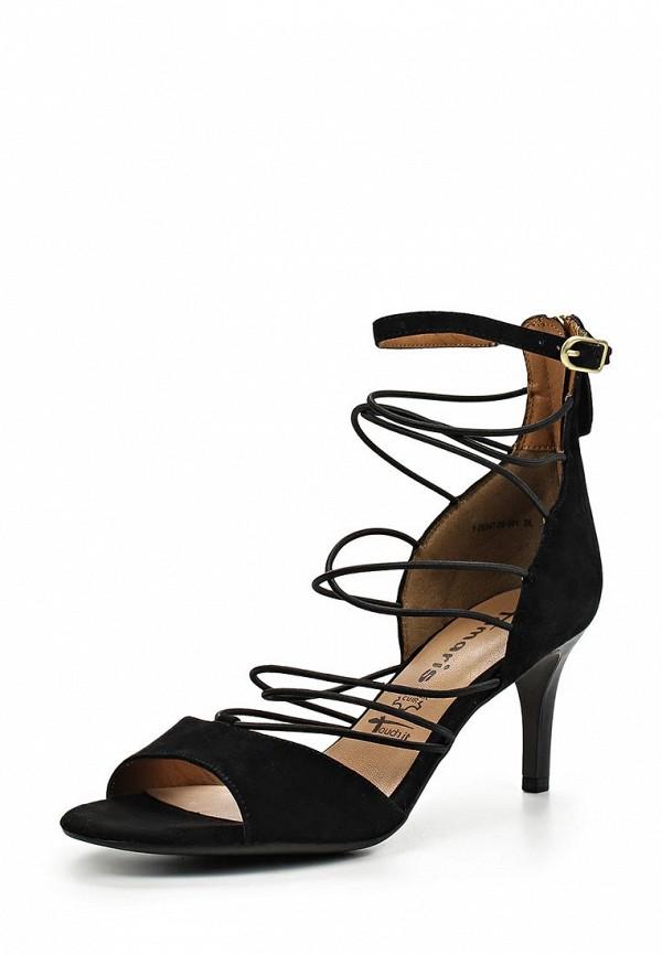 Босоножки на каблуке Tamaris (Тамарис) 1-1-28347-26-001