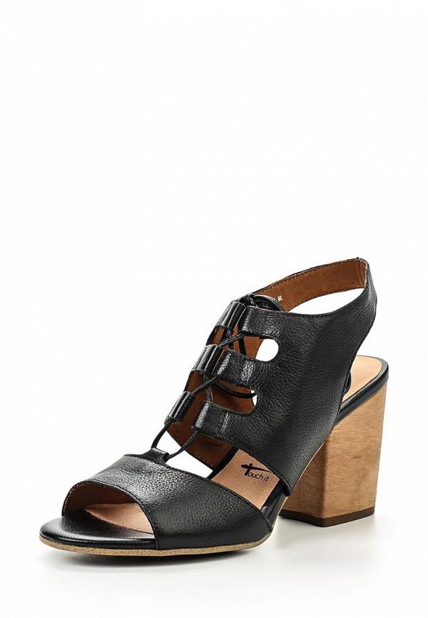 Босоножки на каблуке Tamaris (Тамарис) 1-1-28354-26-001