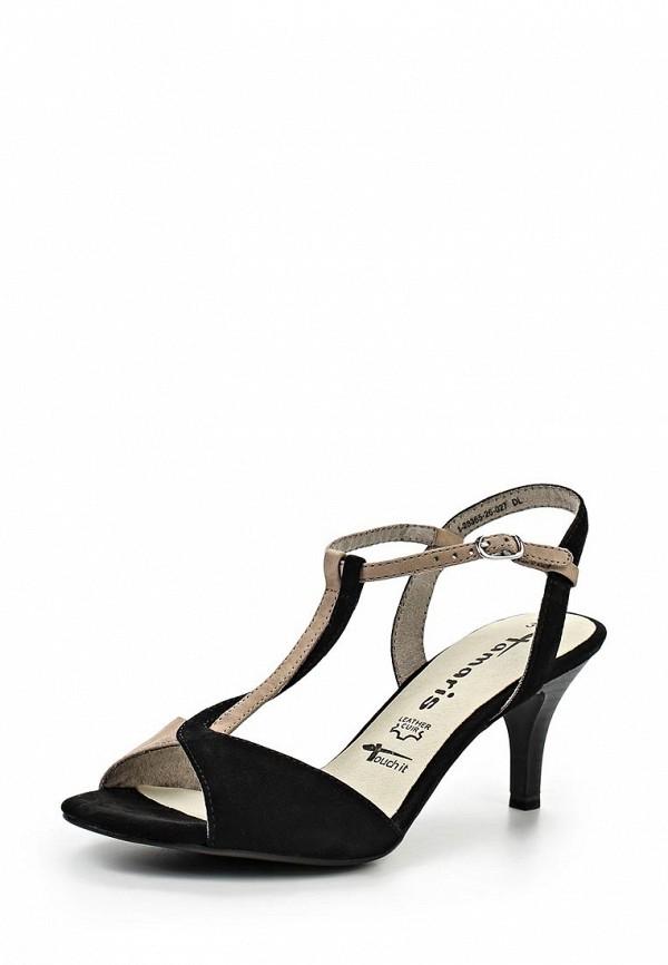 Босоножки на каблуке Tamaris (Тамарис) 1-1-28365-26-027