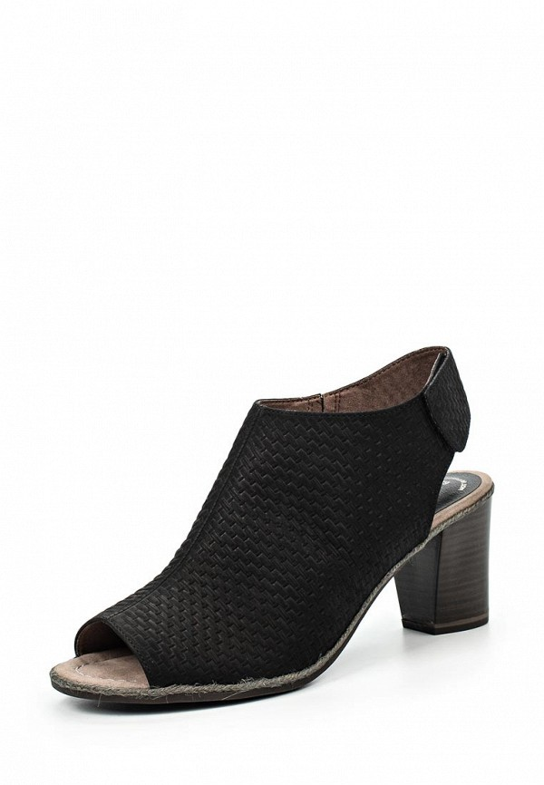 Босоножки на каблуке Tamaris (Тамарис) 1-1-28374-26-001