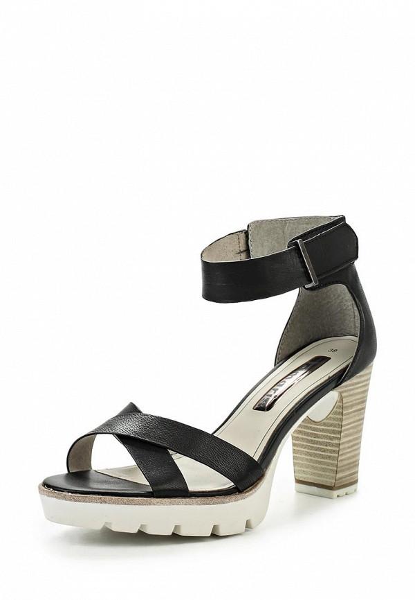 Босоножки на каблуке Tamaris (Тамарис) 1-1-28702-26-001