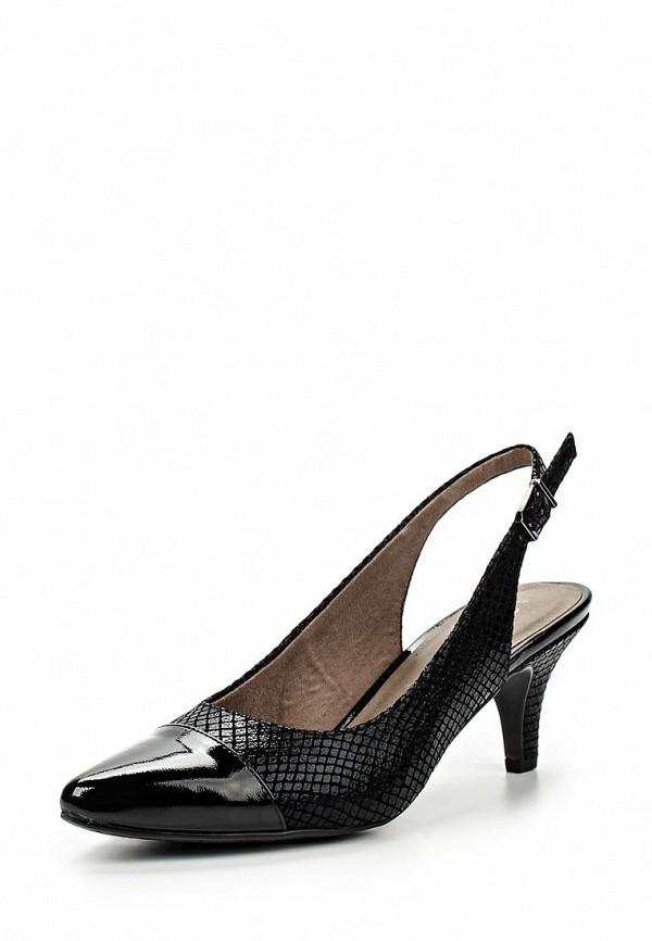 Босоножки на каблуке Tamaris (Тамарис) 1-1-29602-26-098