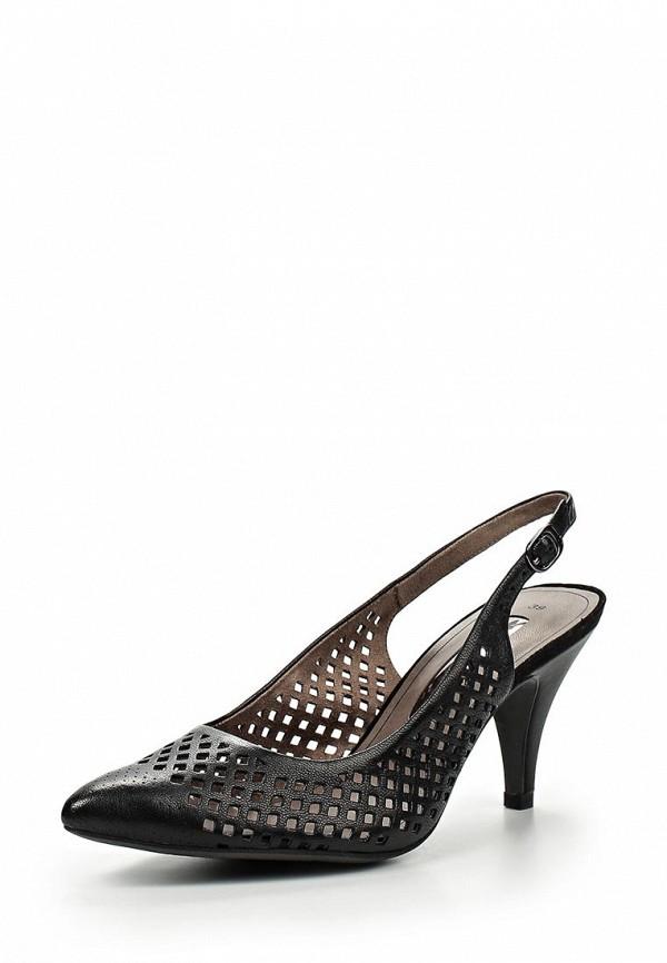 Босоножки на каблуке Tamaris (Тамарис) 1-1-29603-26-001