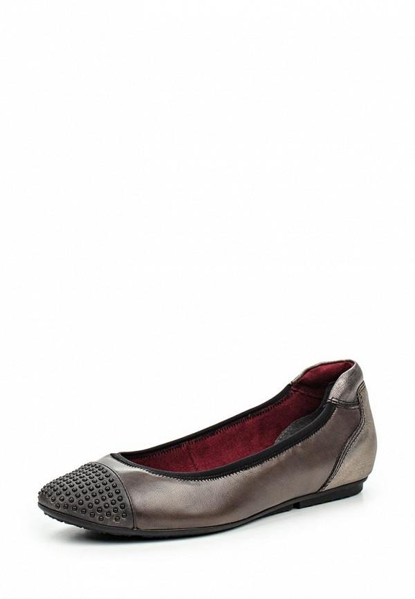 Туфли на плоской подошве Tamaris (Тамарис) 1-1-22103-27-314