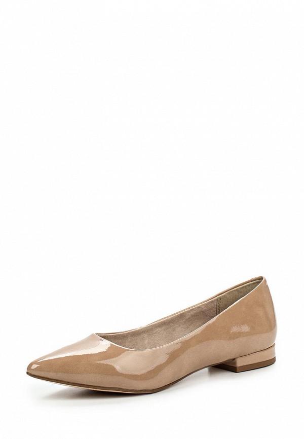 Туфли на плоской подошве Tamaris (Тамарис) 1-1-22106-27-253