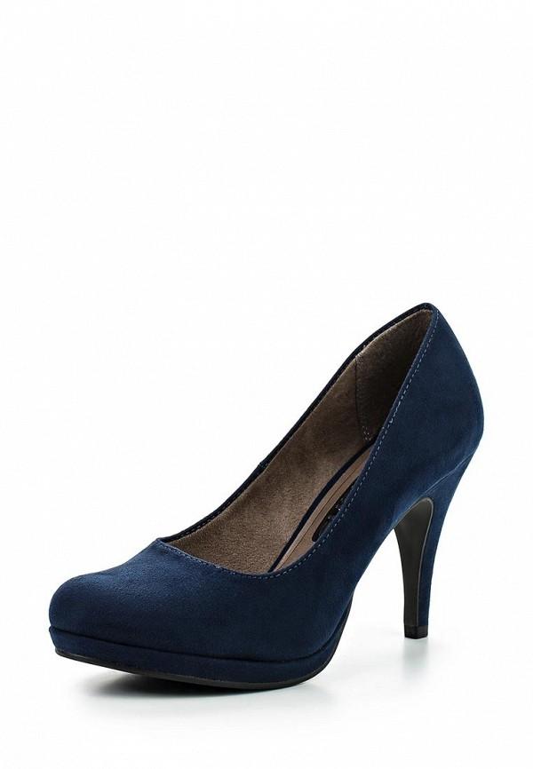 Женские туфли Tamaris (Тамарис) 1-1-22407-27-805