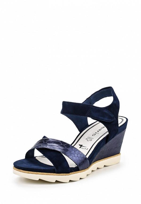 Босоножки Tamaris Tamaris TA171AWOZR00 обувь tamaris уфа