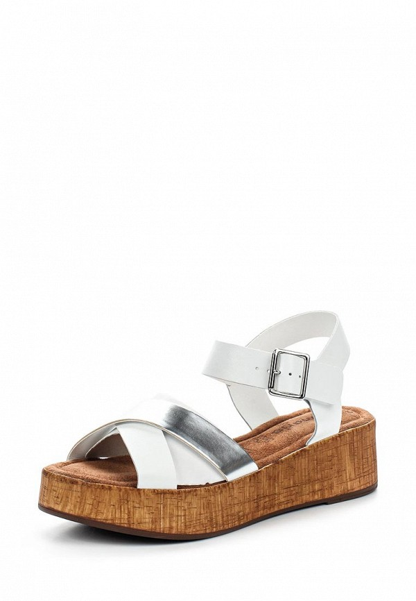 Босоножки Tamaris Tamaris TA171AWOZR08 обувь tamaris уфа