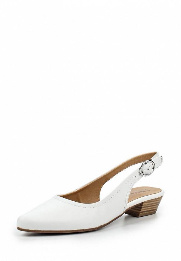 Туфли на плоской подошве Tamaris (Тамарис) 1-1-29400-28-117