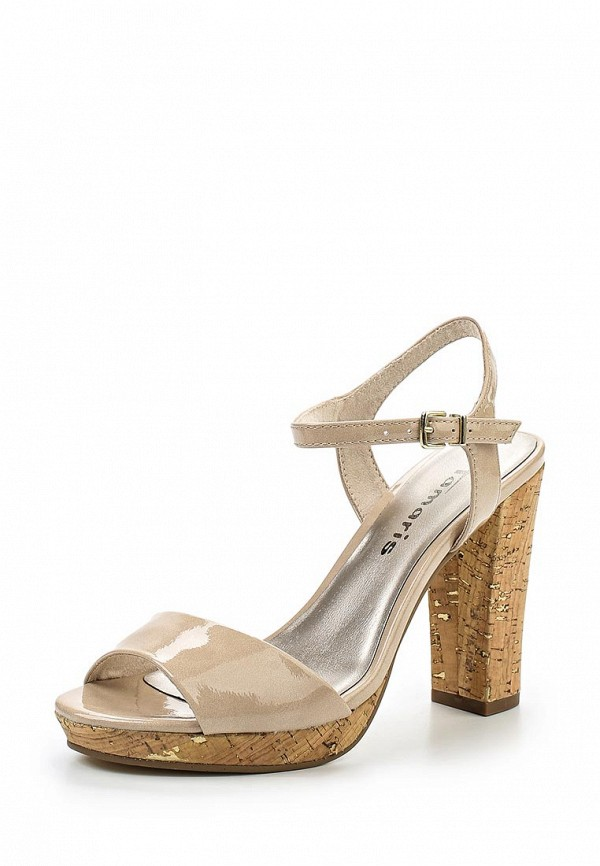 Босоножки Tamaris Tamaris TA171AWOZS20 обувь tamaris уфа