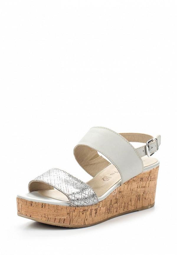 Босоножки Tamaris Tamaris TA171AWOZS24 обувь tamaris уфа