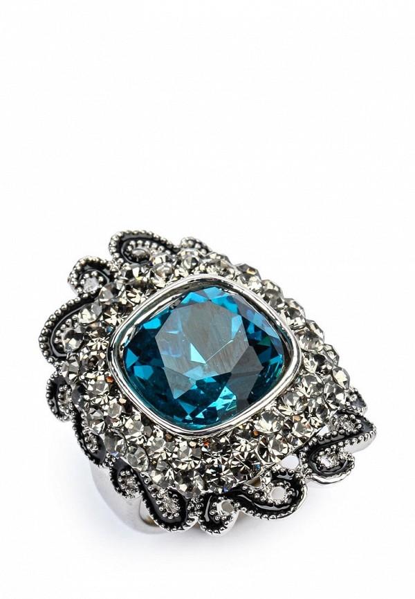 Кольцо Taya T-B-12095-RING-SL.D.BLUE