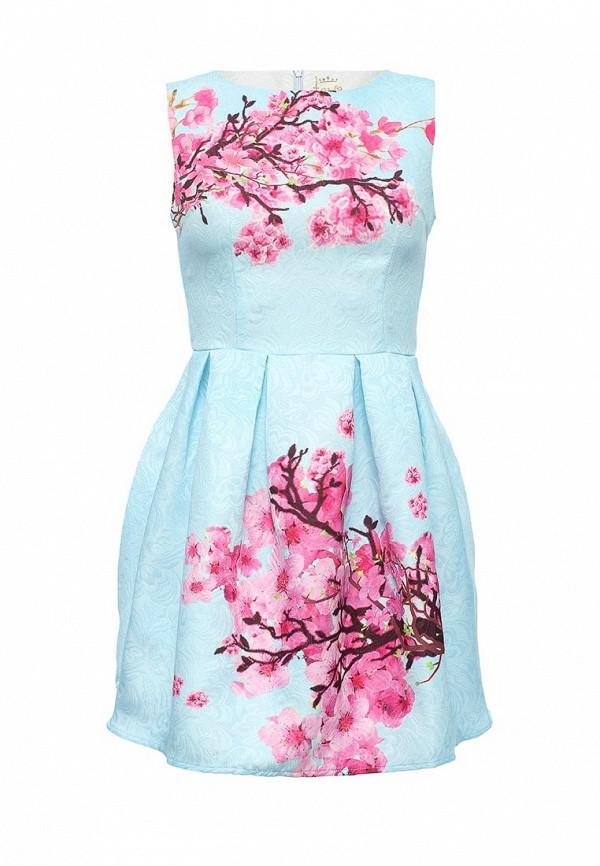 Платье Taya Taya TA980EWSGA35 серьги taya серьги