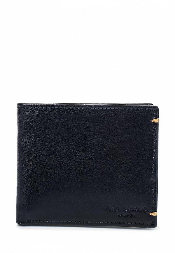 Купить мужской кошелек или портмоне Ted Baker London синего цвета