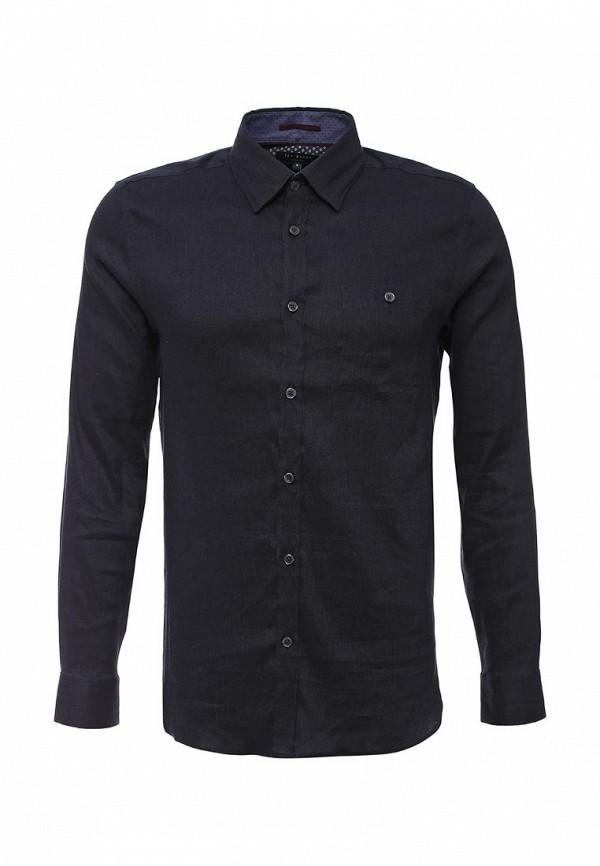 Рубашка с длинным рукавом Ted Baker London NEWLINE