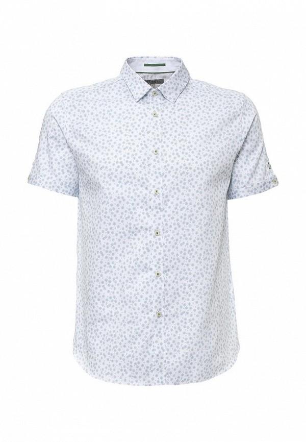 Рубашка с коротким рукавом Ted Baker London MANOMAN