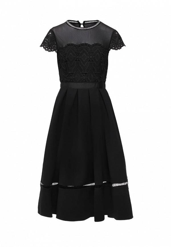 Платье-миди Ted Baker London FRIZAY