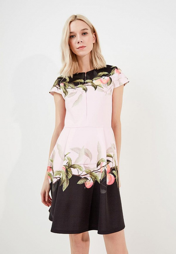 Платье Ted Baker London Ted Baker London TE019EWZVT51 брюки jacqueline de yong jacqueline de yong ja908ewqge72