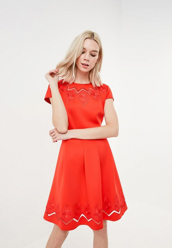 Платье Ted Baker London Ted Baker London TE019EWZVT55 кошелек ted baker london ted baker london te019bwriy86