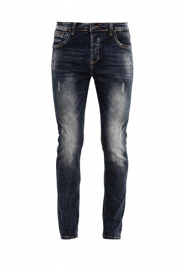 Зауженные джинсы Terance Kole 72045