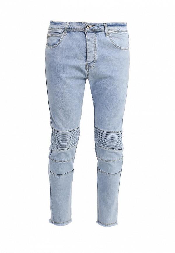 Зауженные джинсы Terance Kole 72053