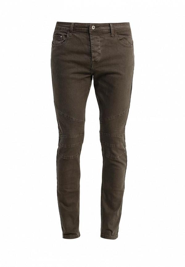 Зауженные джинсы Terance Kole 72066