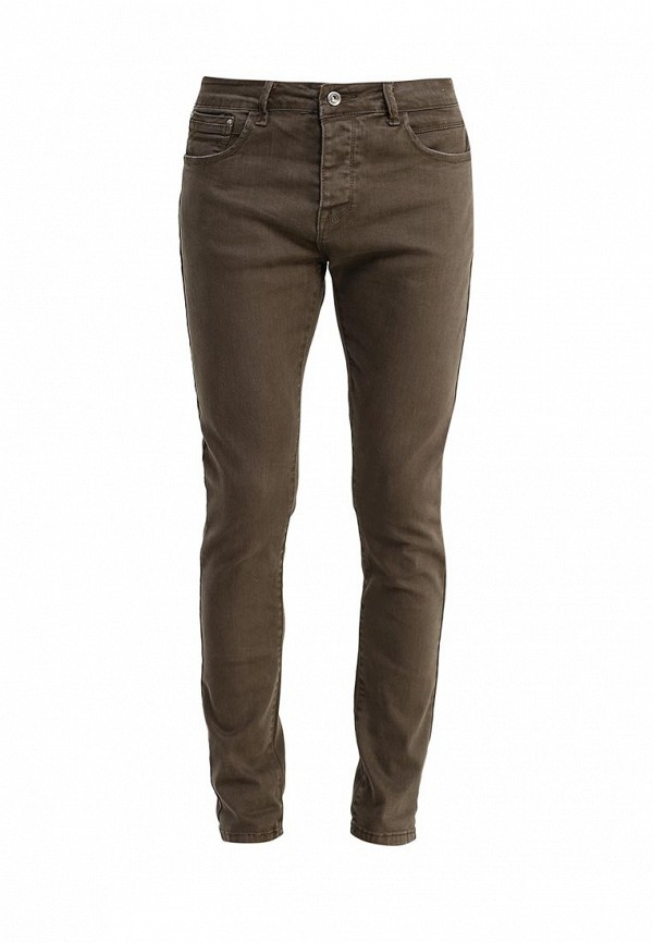 Зауженные джинсы Terance Kole 72067