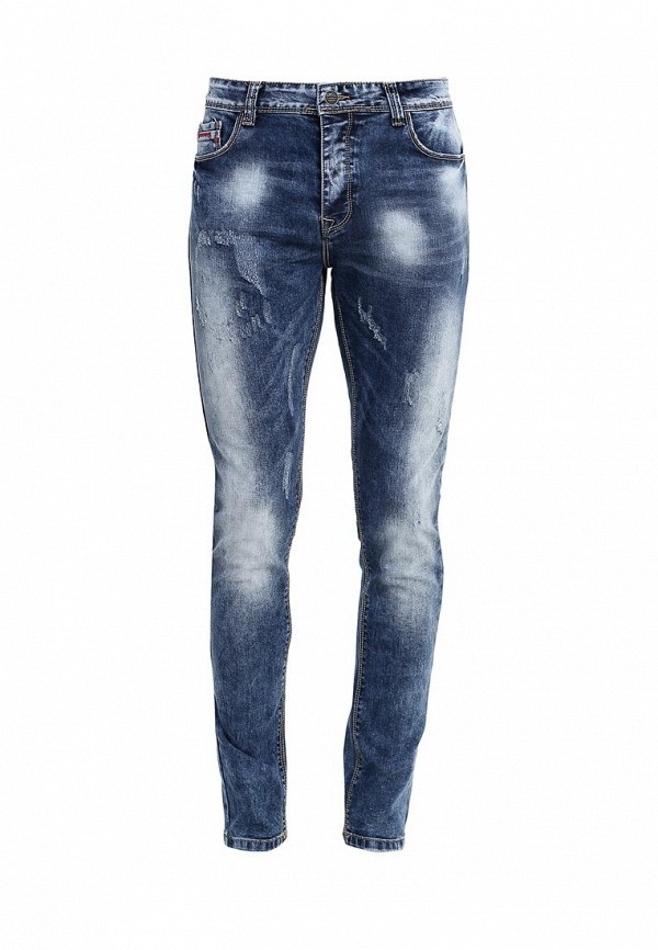 Зауженные джинсы Terance Kole 72070