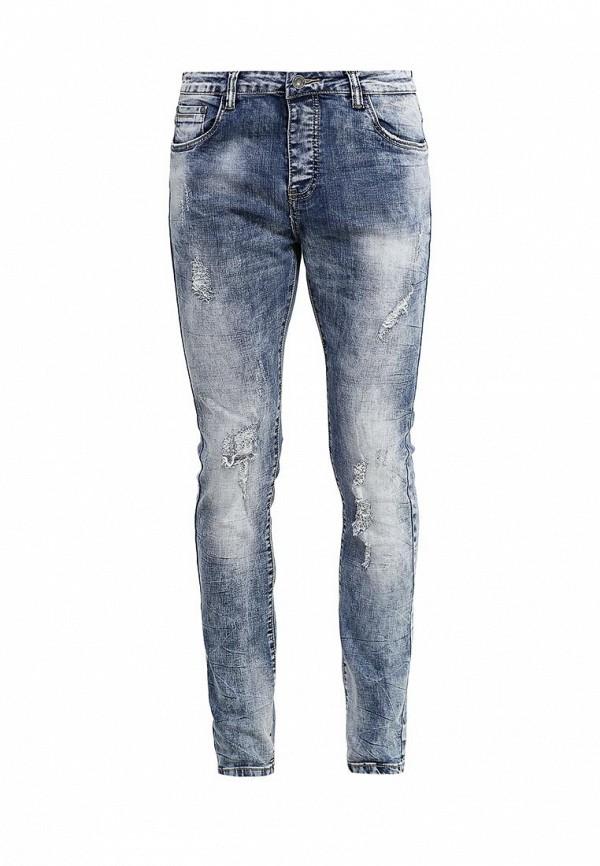 Зауженные джинсы Terance Kole 72075
