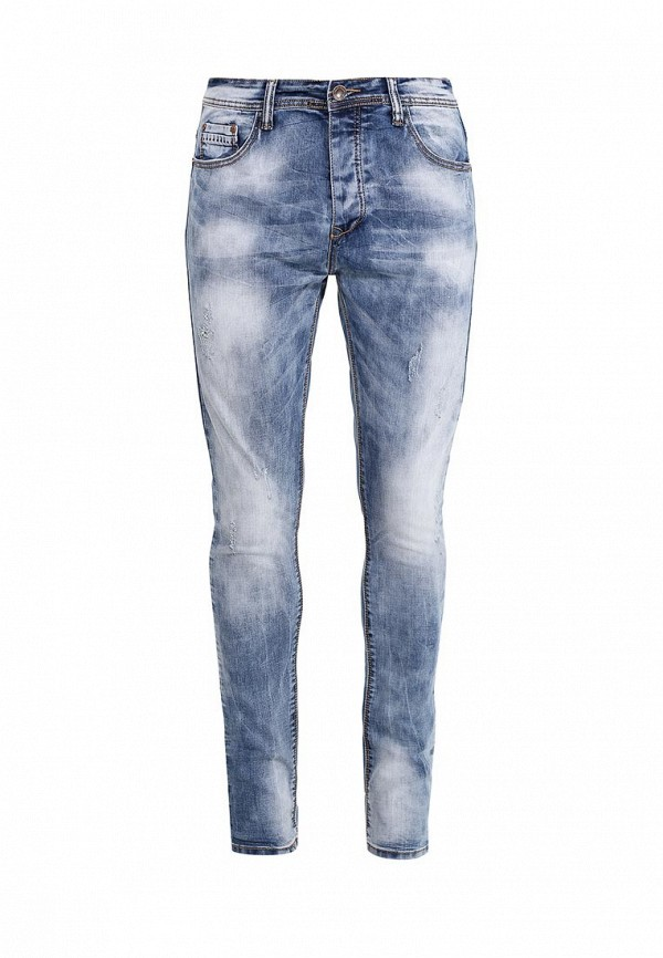 Зауженные джинсы Terance Kole 72076