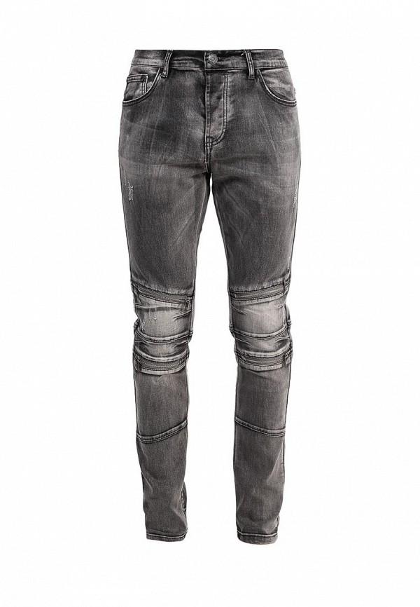 Зауженные джинсы Terance Kole 72078