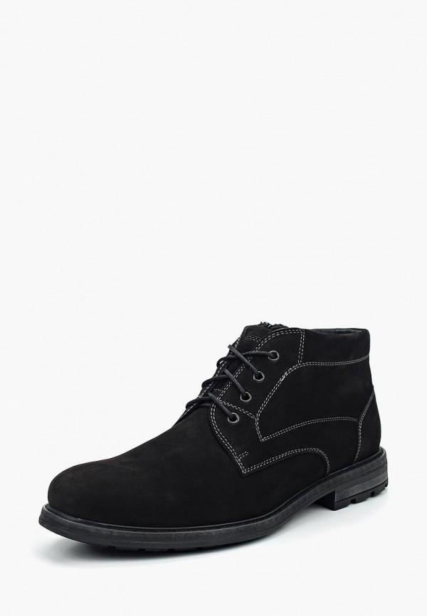 Фото - мужские ботинки и полуботинки Terra Impossa черного цвета