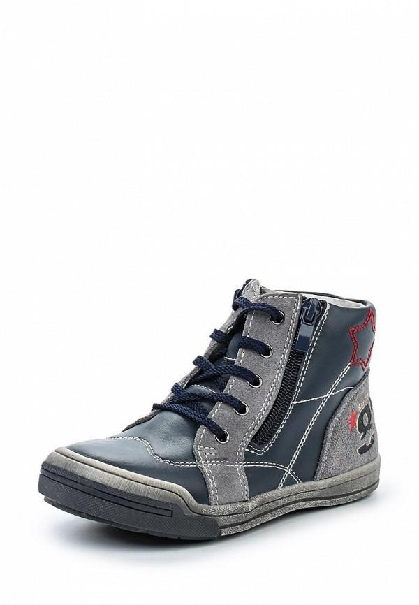 Ботинки для мальчиков Tesoro 967633/01-03