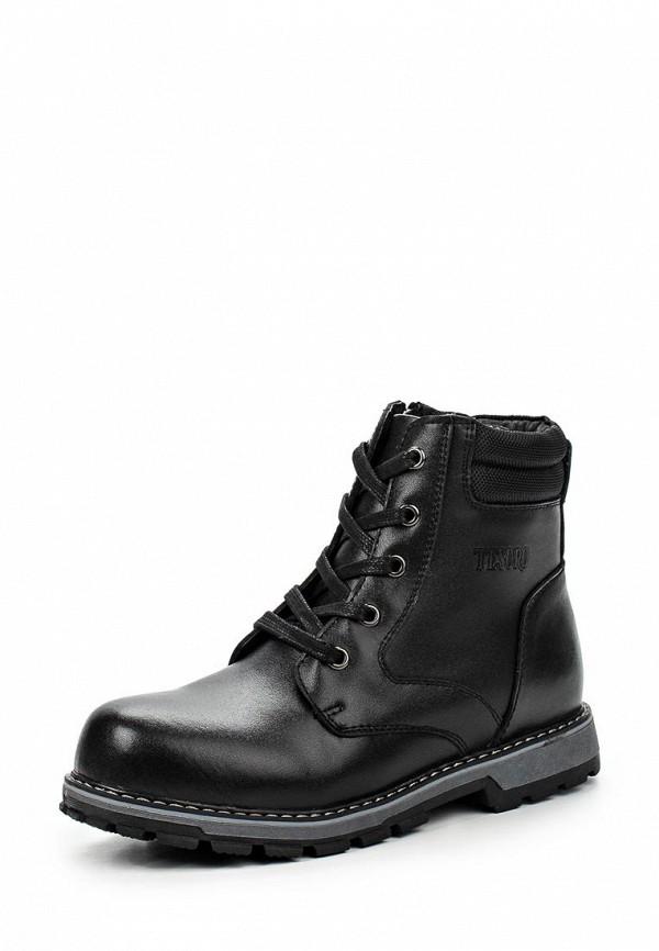 Ботинки для мальчиков Tesoro 168612/01-01
