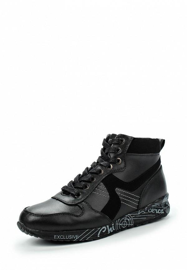 Ботинки для мальчиков Tesoro 168643/01-11