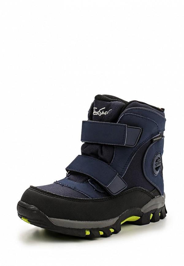 Ботинки для мальчиков Tesoro 168698/01-22
