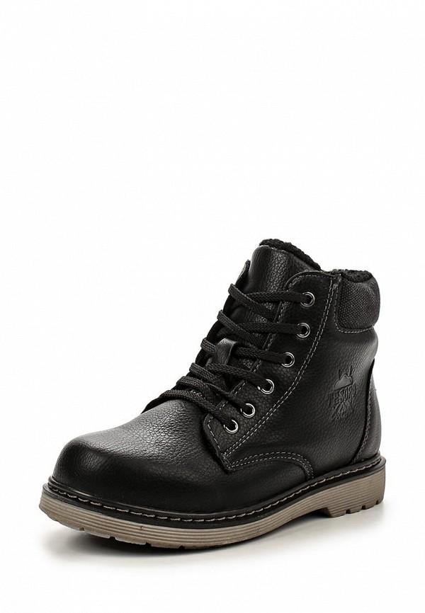 Ботинки для мальчиков Tesoro 968570/02-01